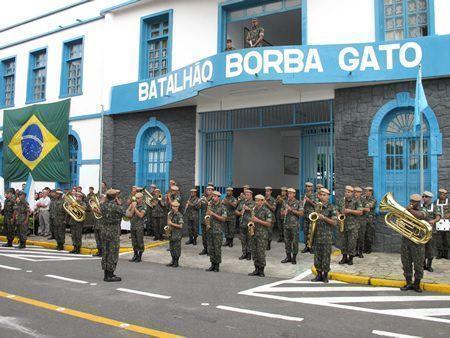 Batalhão Borba Gato nos seus 65 anos de história. (Foto: PortalR3)