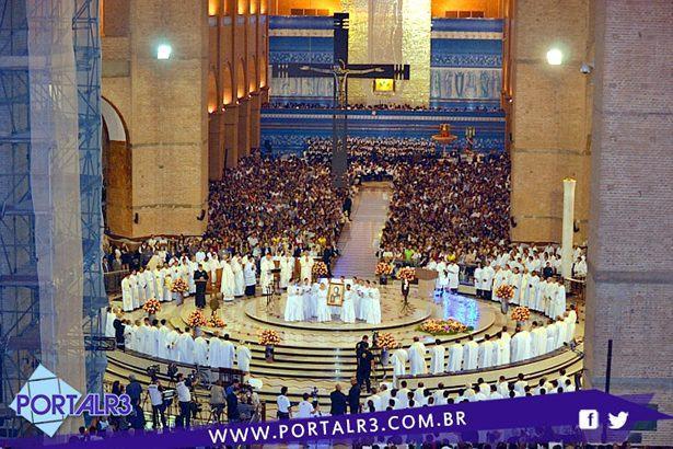 Santuário recebeu mais de 11 milhões de visitantes em 2012