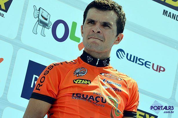 Kléber Ramos venceu a 1ª etapa da competição. No início do ano o ciclista (foto) já havia ficado com o terceiro lugar na Copa América de Ciclismo