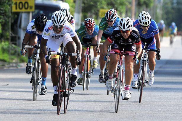 Após a vitória escapada de Gimena Stocco, Luciene bateu o pelotão e ficou com o segundo lugar na 1ª etapa