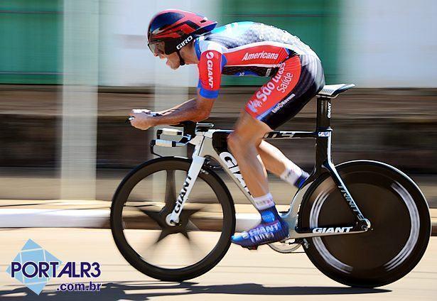 Luizão durante a prova realizada na manhã deste sábado (29). (Foto: Luis Claudio Antunes/PortalR3)