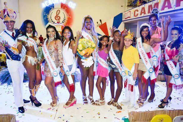 Corte do carnaval de Guaratinguetá está completa para 2014. (Foto: Divulgação/PMG)