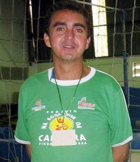 Paulo José Ferreira, conhecido como Paulo Cachoeira, era professor na Secretaria de Esportes de Pindamonhangaba. (Foto: divulgação)