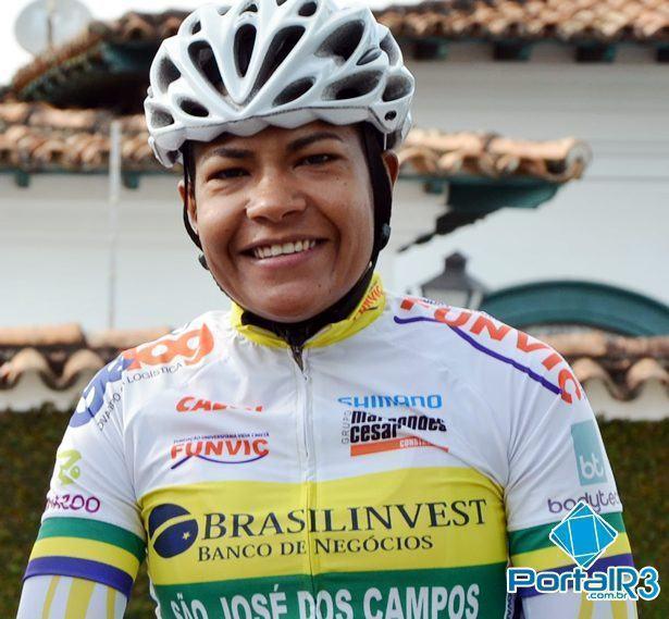 Luciene Ferreira, esposa do Magno Nazaret. (Foto: PortalR3)