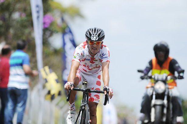 João Pereira Gaspar vence a 5ª etapa do Tour do Brasil. (Foto: Divulgação/FPC)