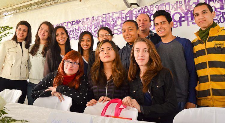 200 alunos foram premiados na 8ª edição do Prêmio por Excelência no Estudo da Tenaris. (Foto: Luis Claudio Antunes/PortalR3)