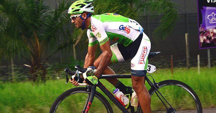 No masculino, vitória de Roberto Pinheiro da Silva, de São José dos Campos. (Foto: Arquivo/PortalR3)