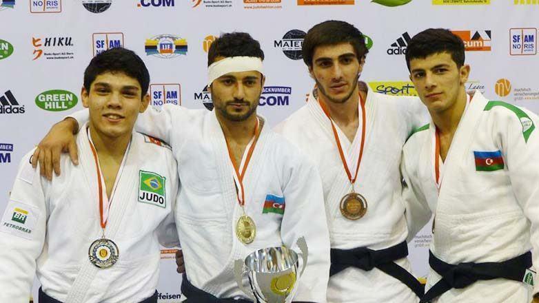 O atleta, atualmente número 1 do ranking na categoria, conquistou a prata pelo Sub-21. (Foto: Divulgação/PMSJC)