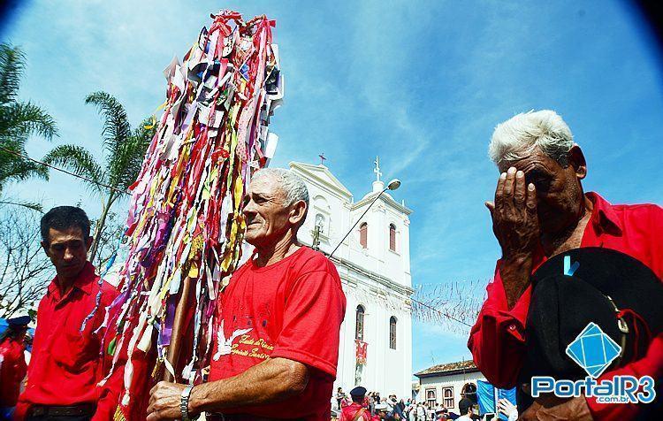 Momentos de fé e de louvor marcaram o último dia da festa em São Luiz. (Foto: Luis Claudio Antunes/PortalR3)