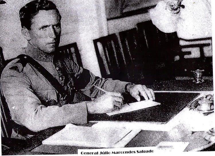 General Júlio Marcondes Salgado, o grande herói de 1932