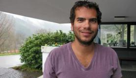Aos 19 anos, Arthur Avila já trabalhava em sua tese de doutorado (Divulgação/ perfil pessoal do Facebook)