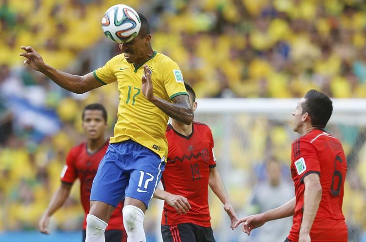 Luiz Gustavo está de volta à Seleção Brasileira. (Foto: Rafael Ribeiro/CBF)