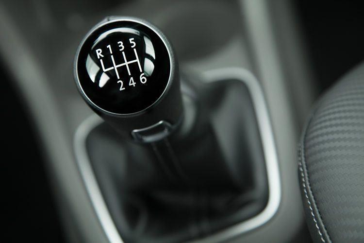 Câmbio manual de seis marcha, combinado ao motor 1.6l MSI de até 120 cv. (Foto: divulgação/VW)