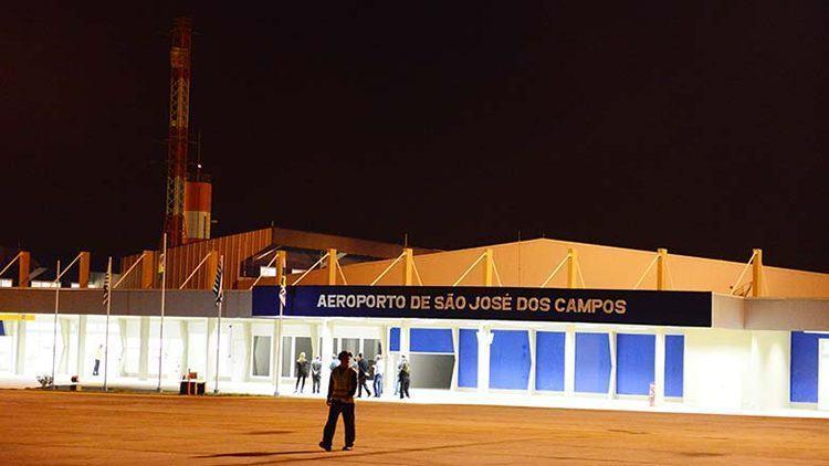 Aeroporto foi reformado e ampliado em São José dos Campos. (Foto: Claudio Capucho/PMSJC)