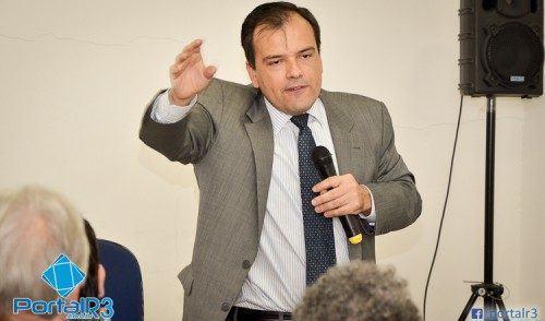 VÍDEO: Dr. Rollo fala sobre Legislação Eleitoral em Pinda