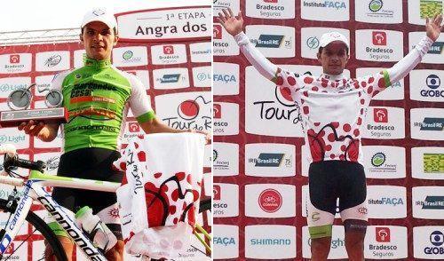 Kleber Ramos é o melhor brasileiro da edição 2014 do Tour do Rio