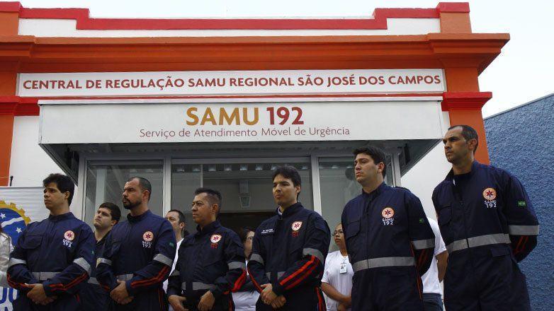 A partir de agora, as chamadas de urgência e emergência da cidade devem ser acionadas pelo telefone 192. (Foto: Antônio Basílio/PMSJC)