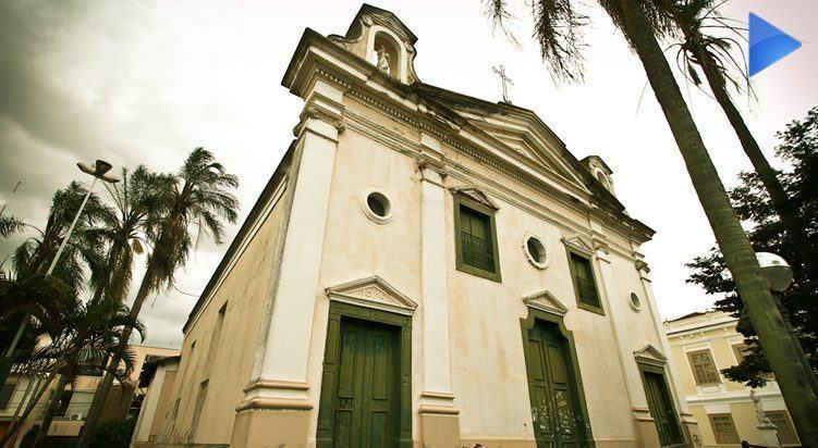 VÍDEO: Restauro da Igreja São José em Pinda custará mais de R$ 6 milhões