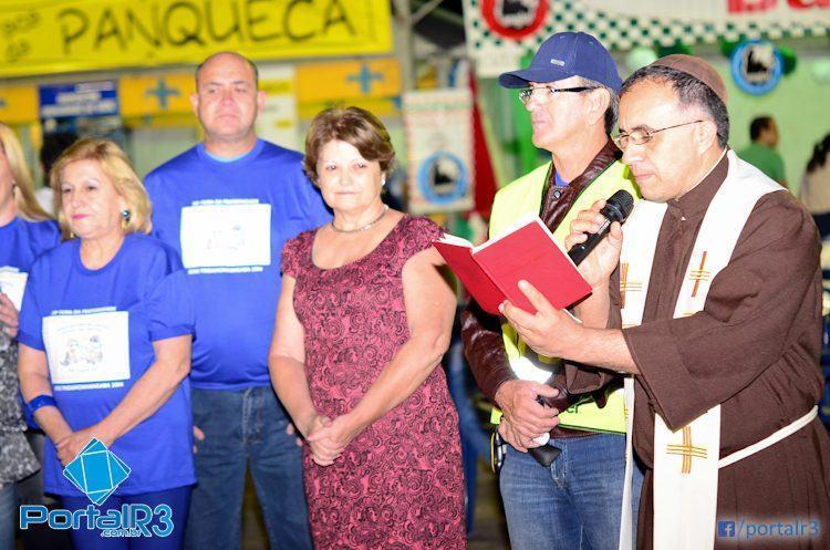 Cerimônia de abertura aconteceu na sexta-feira (12). (Foto: Luis Claudio Antunes/PortalR3)