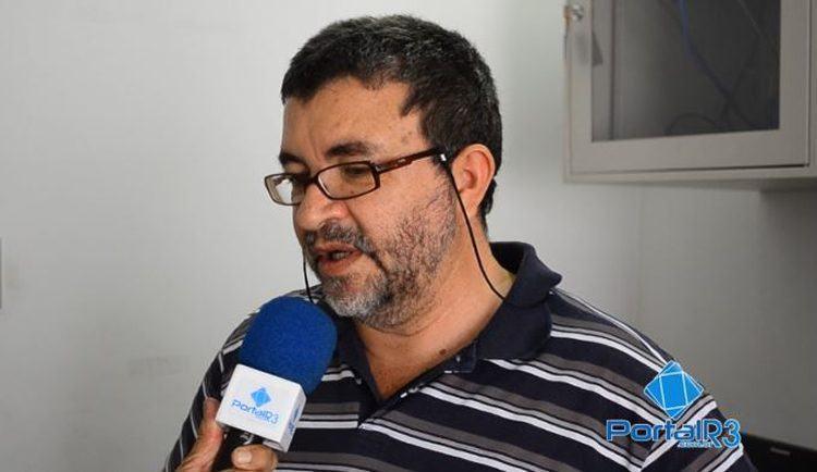 João Amaro Pinheiro, chefe do cartório de Pindamonhangaba. (Foto: PortalR3)