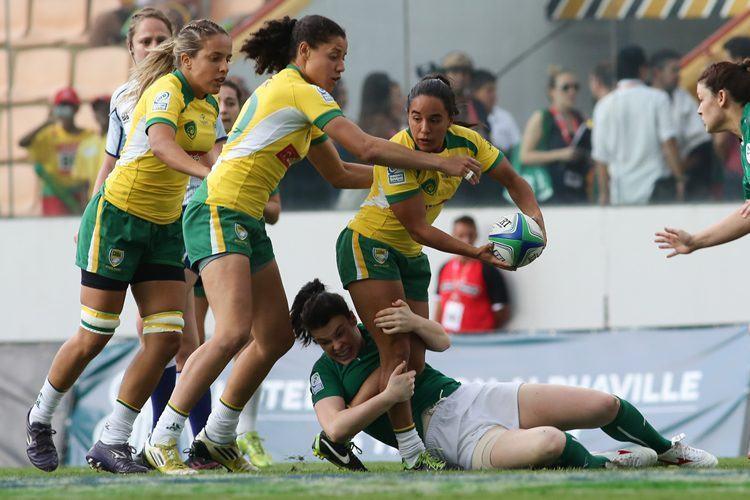 Meninas também irão defender o Brasil. (Foto: João Neto/Fotojump)