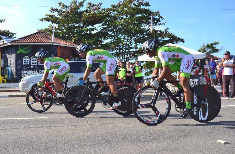 Nos Jogos Regionais deste ano, a Velocidade Olímpica de São José conquistou a medalha de ouro. (Foto: Tião Martins/PMSJC)