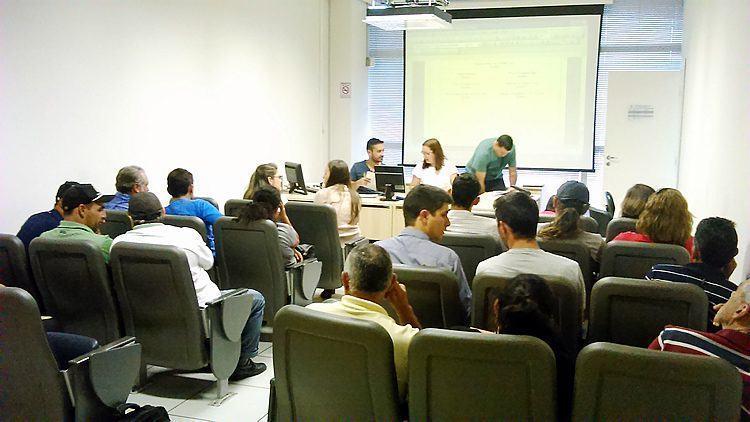 O chamamento público teve uma boa participação de interessados. (Foto: Divulgação/PMP)