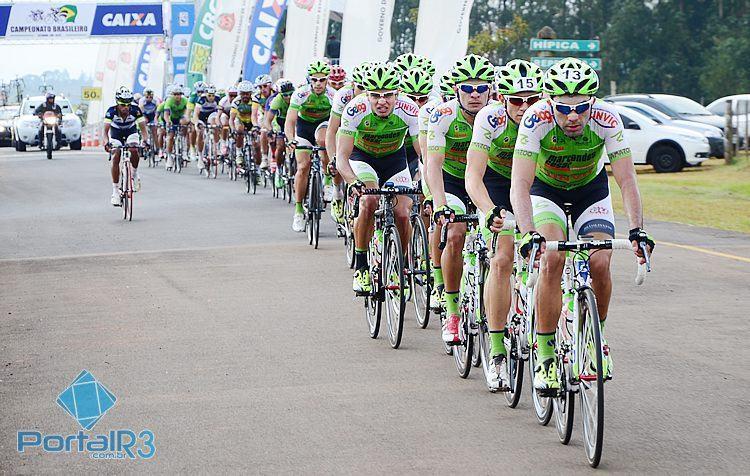 Equipe de São José dos Campos é a líder do ranking brasileiro. (Foto: Luis Claudio Antunes/PortalR3)