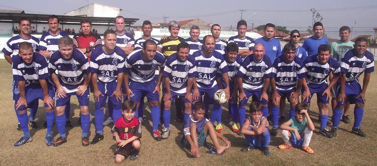 Time vice-campeão do Comercial Mombaça FC. (Foto: Chico de Paula/PortalR3)