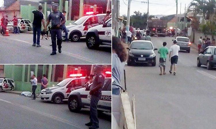 Crime aconteceu no bairro das Campinas. (Foto: Internauta/PortalR3)