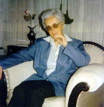 Bertha Celeste Homem de Mello. (Foto: reprodução)