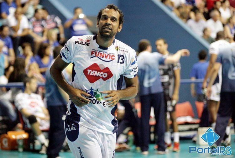 André estava na França e chega para somar ao estrelado time taubateano. (Foto: Fernando Noronha/PortalR3)