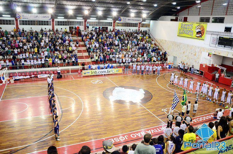 Lineu de Moura recebeu um bom público na noite desta quinta-feira (6). (Foto: Luis Claudio Antunes/PortalR3)