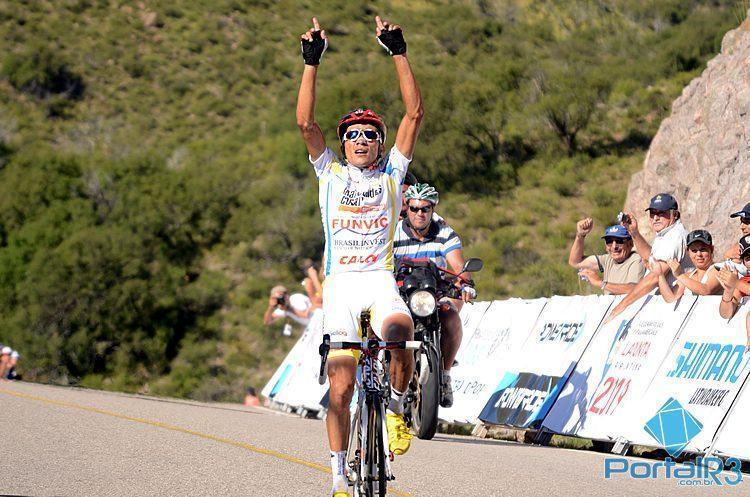 Ciclista de São José dos Campos, Alex Diniz, já fez história na competição, quando em 2013, venceu uma etapa da prova. (Foto: Luis Claudio Antunes/PortalR3)