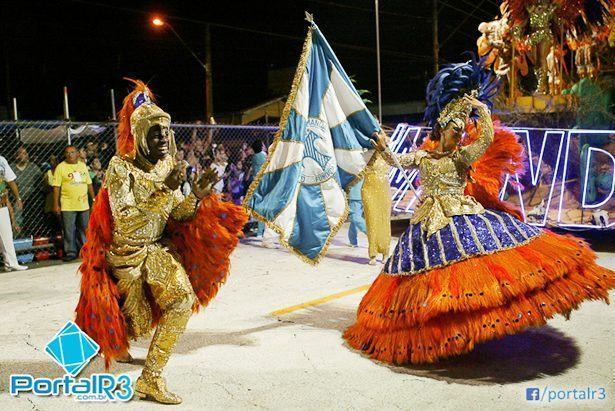 Carnaval de Guaratinguetá tem sido um dos destaques do Vale do Paraíba nos últimos anos. (Foto: Ríbio Jr/PortalR3)