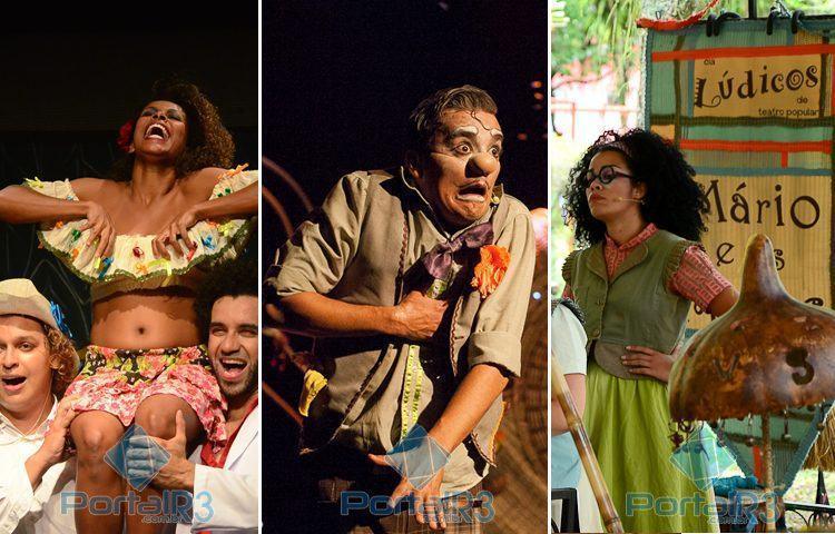 Casa Grande e Senzala, Expresso Caracol e Mário e as Marias, foram eleitos os melhores por apreciação popular. (Foto: PortalR3)