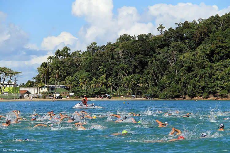Ambas as competições são voltadas para nadadores a partir de nove anos, federados ou vinculados à FAP. (Foto: Disney Ferreira/PMU)