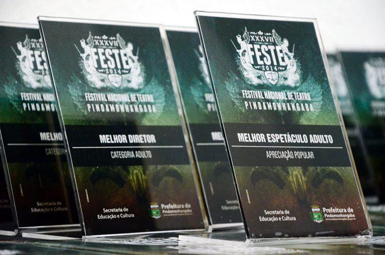 Participantes foram premiados em várias categorias. (Foto: Luis Claudio Antunes/PortalR3)