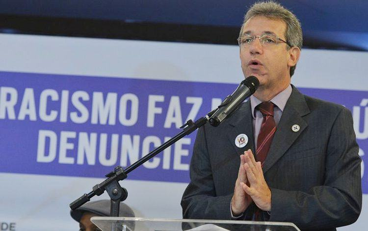 O ministro da Saúde, Arthur Chioro,  avaliou que o grande desafio da pasta é produzir igualdade em meio à diversidade. (Foto: Antônio Cruz/Agência Brasil)