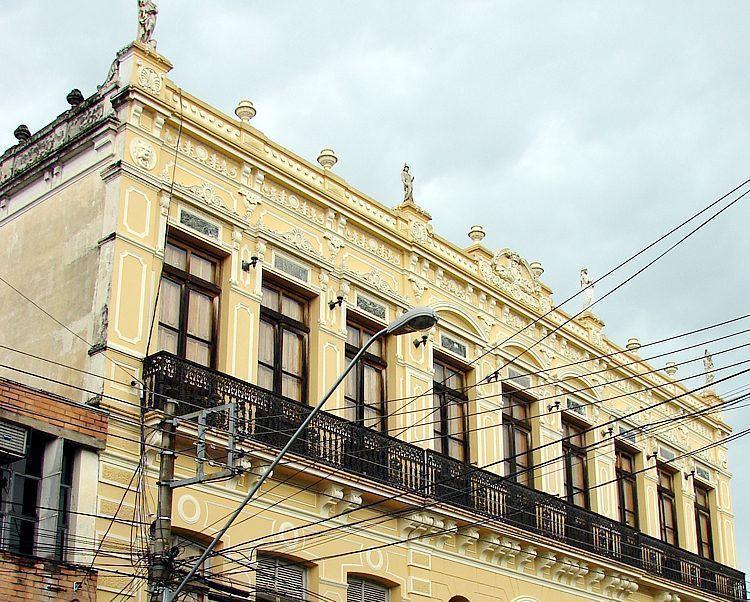 O restauro do Palacete dos Barões de Itapeva em Pindamonhangaba