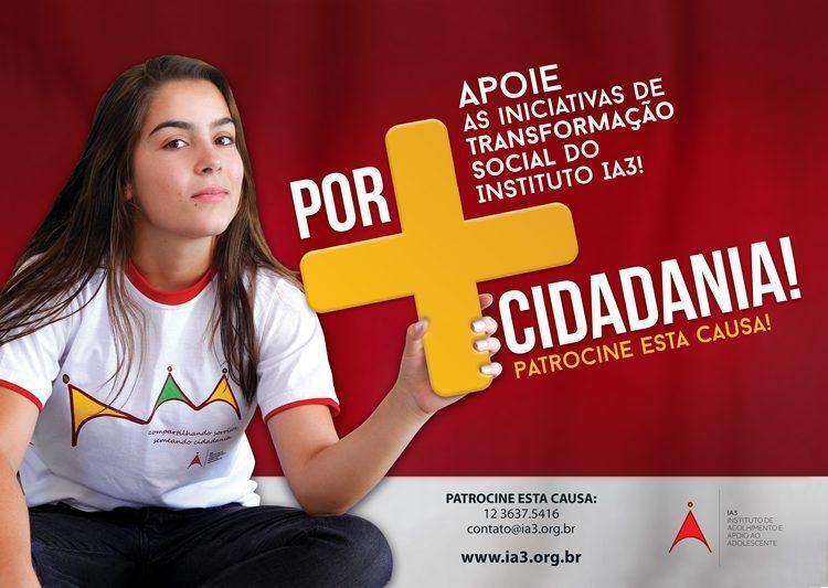 As empresas ou pessoas interessadas em conhecer de perto o trabalho da entidade e patrocinar esta causa podem acessar www.ia3.org.br ou entrar em contato pelo e-mail contato@ia3.org.br e pelo telefone (12) 3637-5416. (Foto: divulgação)