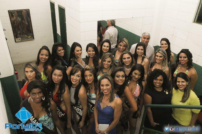 As candidatas de 2014. (Foto: Denis Silva/PortalR3)