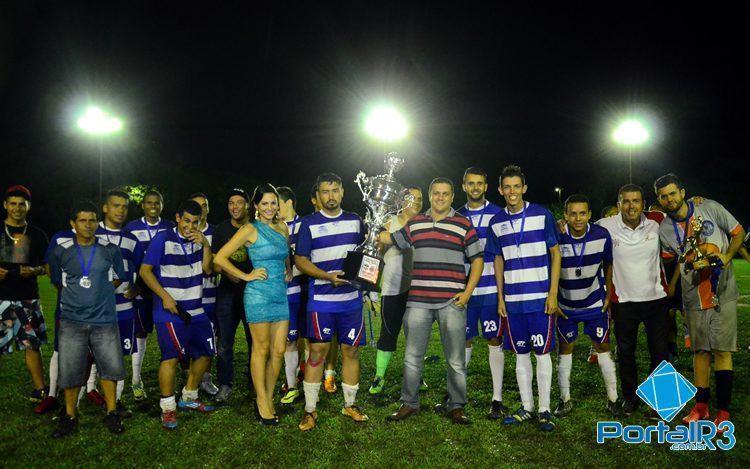 Mantipê ficou com o vice-campeonato. (Foto: Luis Claudio Antunes/PortalR3)