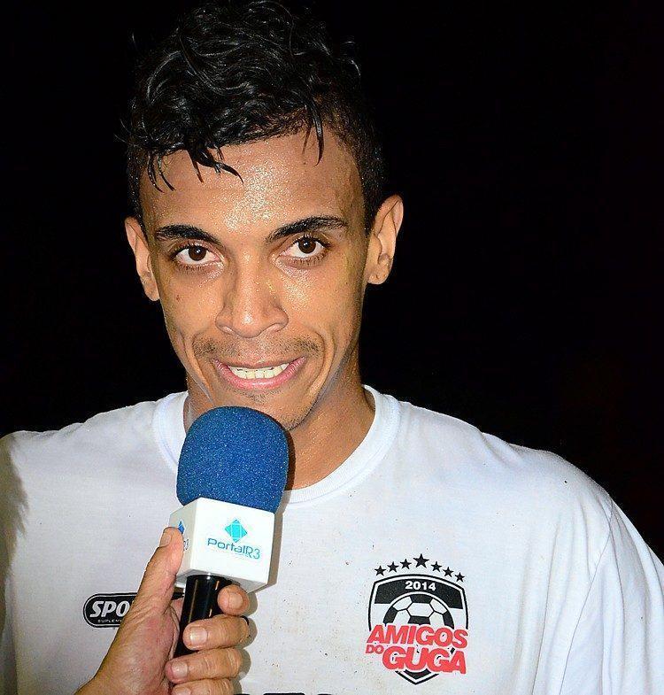 O PortalR3 bateu um papo com Luiz Gustavo. Reportagem você confere logo mais. (Foto: Luis Claudio Antunes/PortalR3)