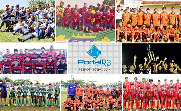 Veja a retrospectiva com o melhor do futebol 2014 em Pindamonhangaba. (Fotos: PortalR3)