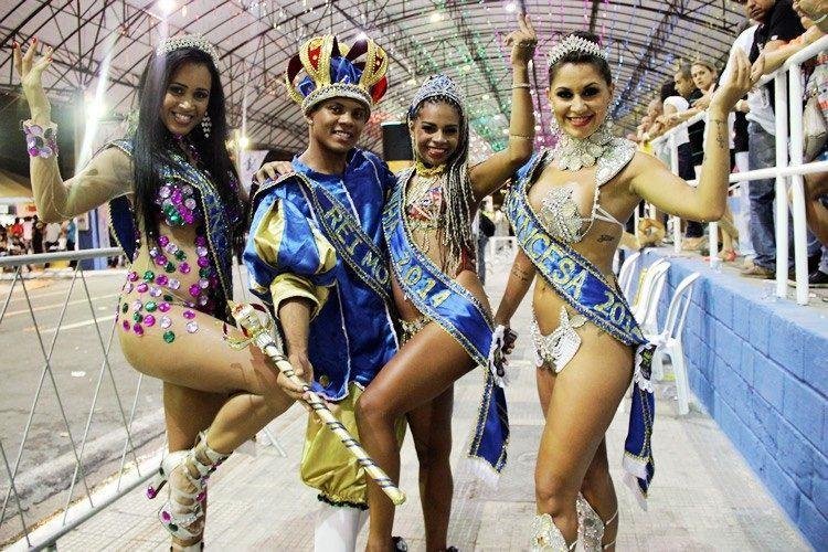 Concurso vai eleger Rei Momo, Rainha e Princesas para o carnaval 2015. (Foto: Divulgação/PMT)