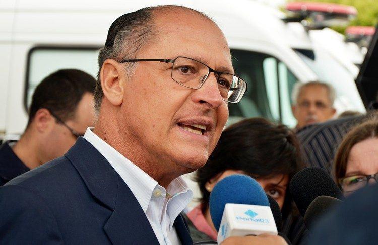 Geraldo Alckmin definiu nesta segunda-feira, 29, mais três secretários que chefiarão pastas estaduais a partir de 1º de janeiro. (Foto: Acervo PortalR3)