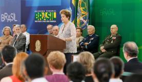 Presidenta Dilma Rousseff conclui reforma ministerial para próximo mandato. (Foto: Roberto Stuckert Filho/Presidência da República)