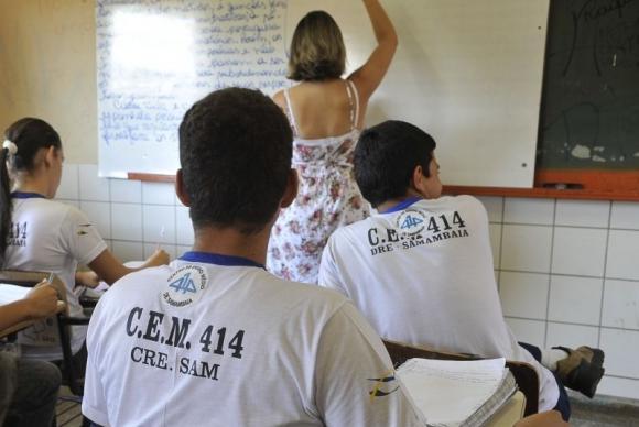 Reformar o currículo do ensino médio é desafio, segundo Cid Gomes (Foto: Arquivo/Agência Brasil)