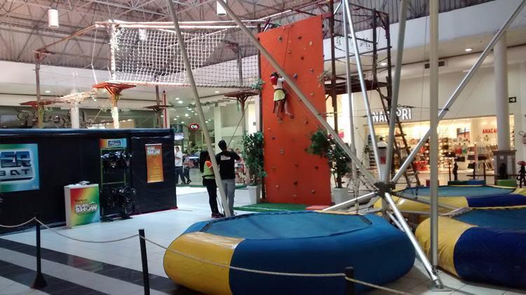 As atrações acontecem ao longo dos três primeiros meses de 2015. (Foto: Divulgação/Shopping Pátio Pinda)